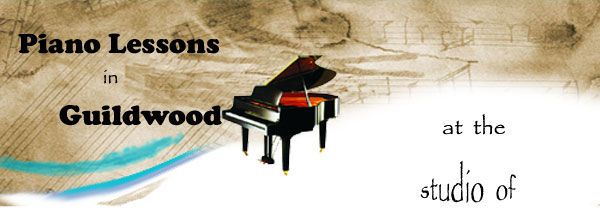 Piano Lessons in Guildwood